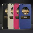 New Flip PU Leather Stand Case Cover + Screen Protector for Huawei Ascend Mate 7