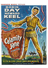 CALAMITY JANE 02 (DORIS DAY AND HOWARD KEEL) GLOSSY FILM POSTER