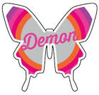 Demon Butterfly Snowboard Stomp / Traction Pad