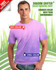 Shadow Shifter Bright Thermochromic tee Purple to Pink blows away hypercolor