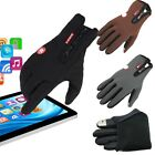 New Touch Screen Hand Winter Riding Ski Snow Snowboard Motorcycle Gloves Size L