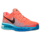 Mens Nike Flyknit Air Max Running Shoes 620469 600