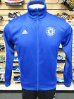 NEW ADIDAS Chelsea FC Core Men's Track Jacket - Chelsea Blue/White;  F85580
