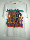 New M or XL RIO LOBO COWBOY RODEO T SHIRT BUCKAROOS by artist ALAN B HUCK