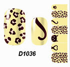 Hot Full Self Nail Wraps Stickers Adhesive Polish Foils Decoration Art Decals on Rummage