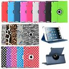 Внешний вид - 360 PU Wake/Sleep Leather Case Cover Smart Rotating for Apple Ipad Air 2 9.7
