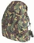 Rucksack Cover Woodland DPM Camo Bergen Cover Web Tex Small or Large ~ Brand New