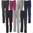 Nike Fleece Bottom Women's Trousers Joggers Black Grey Navy Violet Pink XS M XL