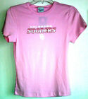 Campus Lifestyle Oklahoma Sooners Womens Pink Baby Doll T-Shirt