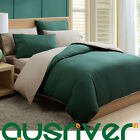 Premium High Quality Solid Color Single Size Bed Doona Quilt Cover