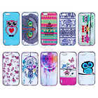 For Multi Cellphone 2 in 1 Dual Layer Case Hybrid Silicone Rubber+Plastic Cover
