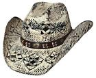 NEW Montecarlo Bullhide Hats GIRL NEXT DOOR Western Cowboy Hat Toyo Straw NWT