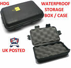 LARGE WATERPROOF AIRTIGHT STORAGE CASE BOX IPHONE COMBAT SURVIVAL KIT/TIN