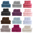 Luxury 100% Egyptian Cotton Hand/Bath Towel Bale - 4 Piece Set