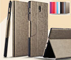 PU Leather Magnetic Book Cover Case For Samsung Galaxy Tab S 8.4 Inch T700 T705