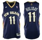 adidas New Orleans Pelicans Jrue Holiday #11 Road Swingman Basketball Jersey