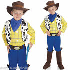 7 Pc Childs Boys Wild West Cowboy Book Day Fancy Dress Costume Outfit 4-12 yrs
