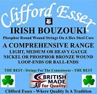 CLIFFORD ESSEX IRISH BOUZOUKI STRINGS - HEAVY GAUGE - MADE IN GREAT BRITAIN.