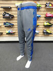 NEW ADIDAS Tiro 15+ Graphic Pants - Grey/Blue;  S12190