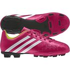 adidas Predito LZTRX FG 2013 Soccer Shoes Vivid Berry / Black / Pink Brand New