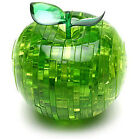 3D Apple Jigsaw Puzzle Brain Teaser Executive Toy Gift