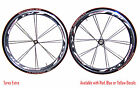 2015 Kinetic-One K1-40S BLACK Aero Wheels  Road Time Trial Tri TT Triathlon Bike