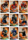 2014 Topps Platinum Football Orange Refractor Parallel Rookie Card RC You Pick $1.25 USD on eBay