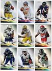 2014 Topps Platinum Football Base, Stars, & Rookie SP Short Print You Pick 61-90
