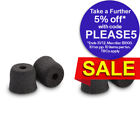 Comply S-200 3 Pairs Memory Foam Earphones Ear Tips Replacement for Pioneer Bose