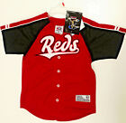 Cincinnati Reds Jersey Youth Size S, M, L--Embroidered Button-Up #44 Dunn