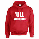 'ULL YORKSHIRE - Hull / East Yorkshire / UK / Funny Themed Men's Hoody / Hoodies
