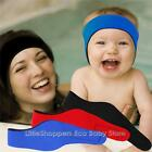 Children's Swimming Ear HEAD BAND Neoprene Wetsuit Kids Baby Head Bands Swimming