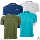 Beghaus Essential SS Men's Crew Neck Short Sleeves T-Shirt Activewear 421098