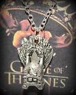 GOT Game of Thrones Inspired Charm Necklace Winter is Coming
