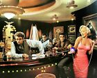 MARILYN MONROE JAMES DEAN ELVIS AND HUMPHREY BOGART ART PRINT 05