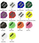 5 x SETS PENTATHLON DART FLIGHTS - 100 MICRON