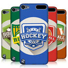 HEAD CASE DESIGNS SPORTS BADGE HARD BACK CASE FOR APPLE iPOD TOUCH 5G 5TH GEN