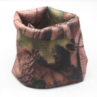 2015 Camouflage Scarf Veil Sniper Cover Mesh Airsoft Tactical Army Neckerchief