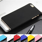Hard Ultra Thin Matte Slim Shell Case Cover for iPhone 4 4s 5 5s 5c 6 6 PLUS