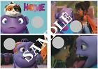 Home (Dreamworks) Movie - Scratch Off Tickets-12 Tickets per Order - 4 Designs!