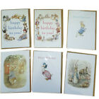 Beatrix Potter Greeting Cards  - 5 Designs to Choose From Peter Rabbit & Friends