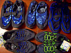 CLOSEOUT NEW Water Socks Beach Shoes YOUTH Boy or Girl - Lime, Blue, Black, Camo