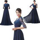 Maternity Long Vintage Evening Formal Party Gown Prom Bridesmaid Dresses Wedding