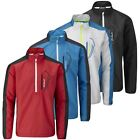 2015 Stuburt Sport Lite 1/2 Zip Windproof Jacket Mens Thermal Golf Windshirt