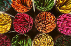 Incense Sticks Coloured HIGH GRADE Stick x 200 Indian Hand Rolled-All Pre Packed