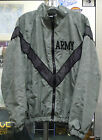 US ARMY ACU DIGITAL REFLECTIVE IPFU JACKET PT UNIFORM COAT SM MD LG USED