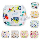 SALE!! Reusable Washable Mummy BABY Boys Girls Diaper Nappy Changing Nappies #FU