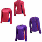 More Mile Womens Ladies Long Sleeve Running / Gym Top T-Shirt MM1691/2