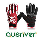 New Cycling Bick Bicycle Motorcycle Racing Ski Full Finger Padded Gloves 3 Color