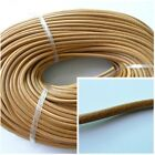 DIY 5mm natural Leather Cord Pendant Necklace Line Chains 1/5M Fashion making